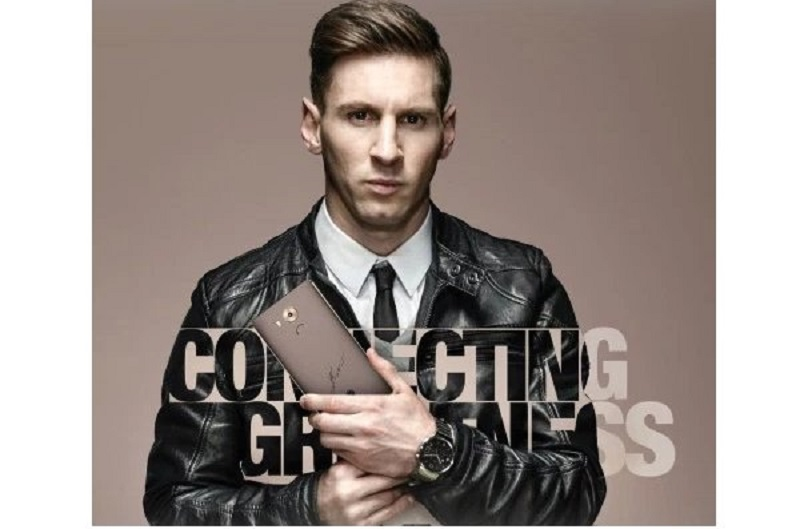 Huawei Mate 8 Limited Edition Messi Sign