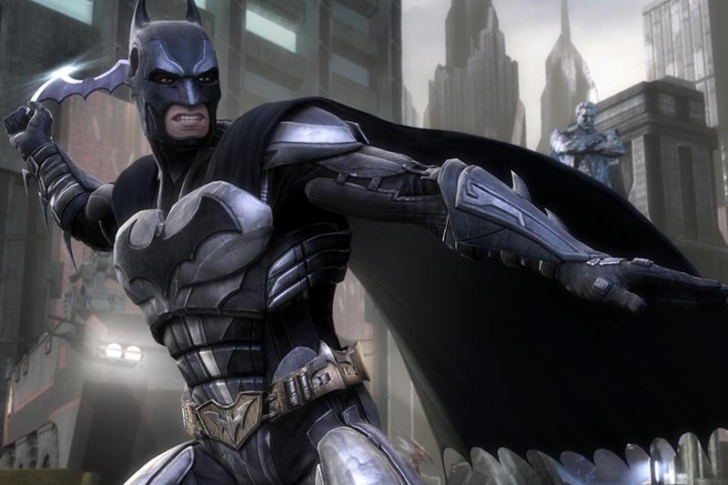 Injustice: Gods Among Us - Batman