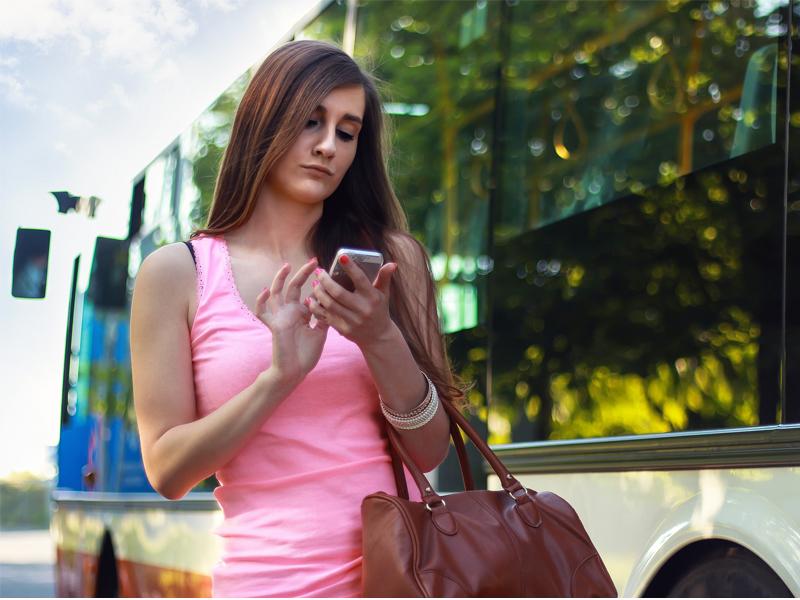 Pedestrian Smartphone