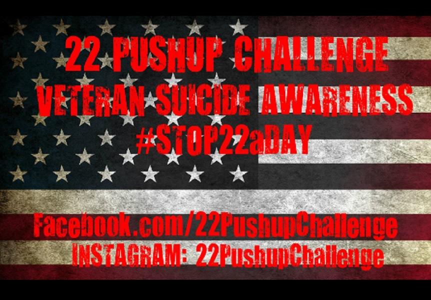 22 Push-Up Challenge