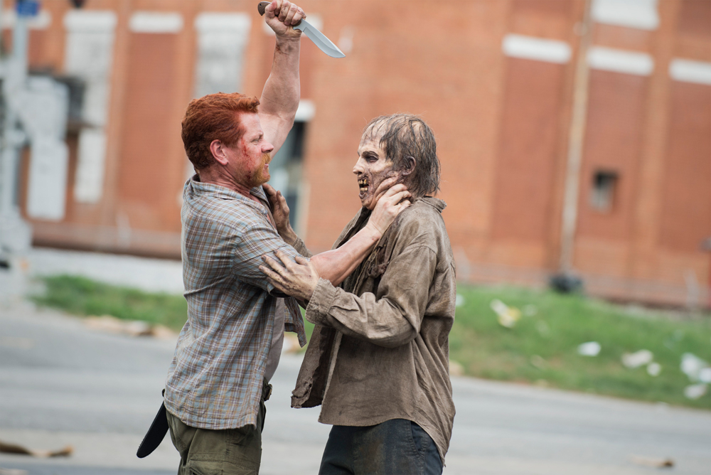 'The Walking Dead' airs on Sunday nights at 9 PM ET on AMC.