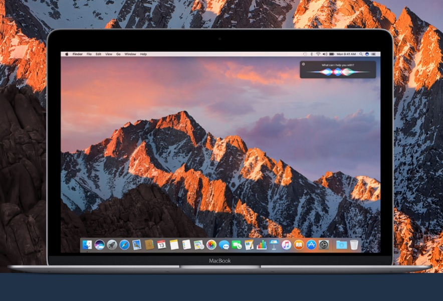 Apple Mac OS Sierra