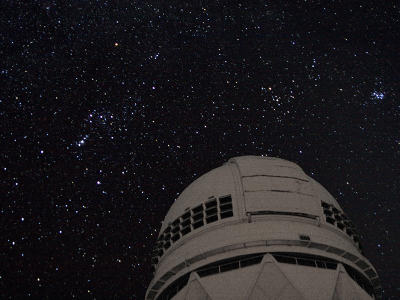 Mayall 4-meter Telescope on Kitt Peak