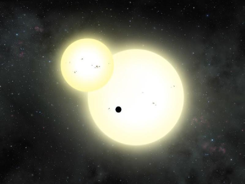 circumbinary planet
