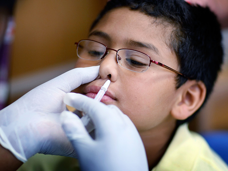 Flu Nasal Spray