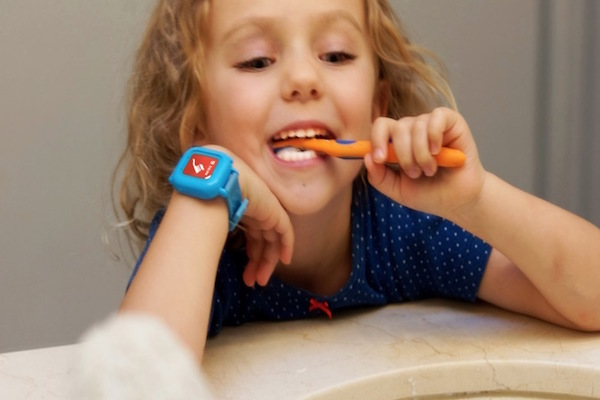 The Octopus Smartwatch For Kids Teaches Them Responsibility So Parents Don't Have To