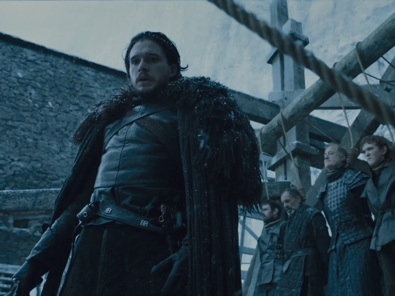 Game of Thrones Season 6 Jon