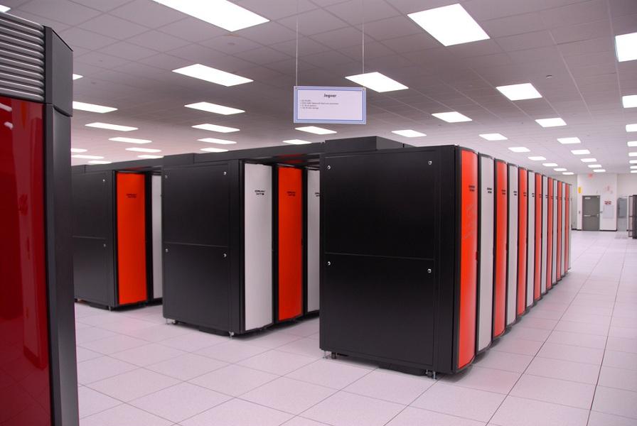 Shaguar supercomputer of Oak Ridge