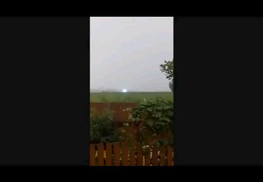 ball lightning phenomenon