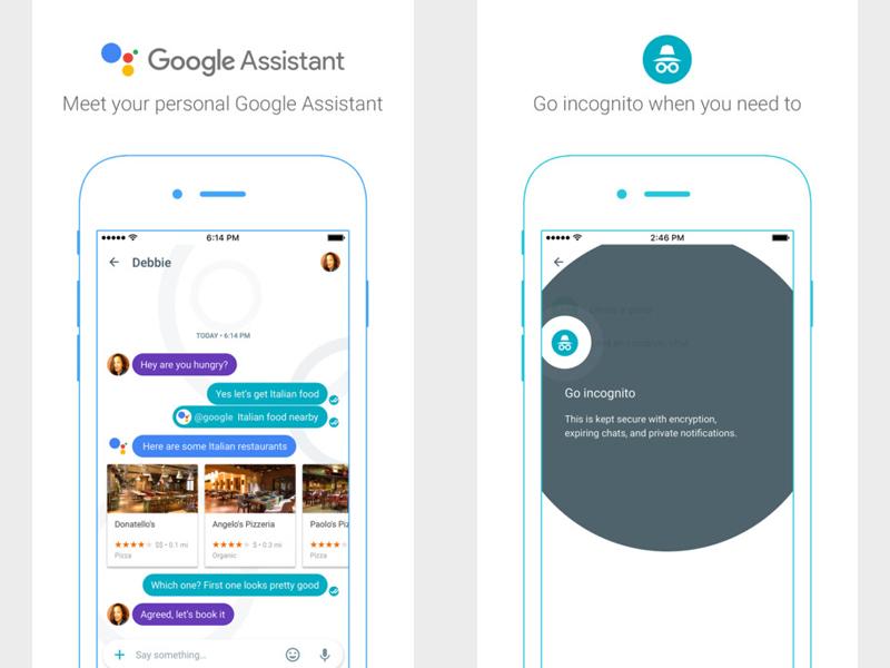 Google Allo iOS