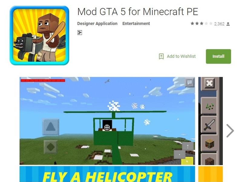 Minecraft Mode App