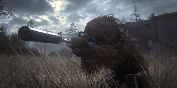Call Of Duty Modern Warfare Remastered Easter Egg Lets You Break The Series Timeline Tech Times
