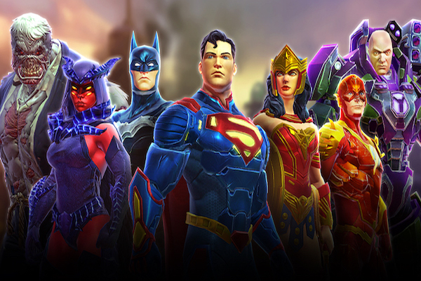 'DC Legends' Mobile Game