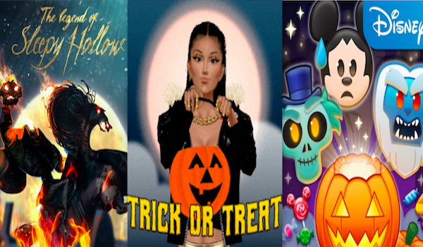 The Best Mobile Games And App Updates For Halloween 2016