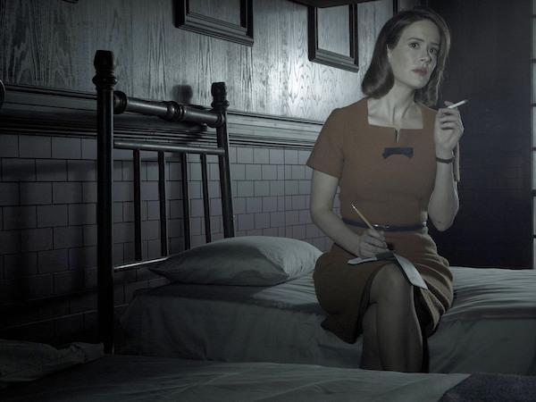 Sarah Paulson Is Bringing Back Her 'Asylum' Character In 'American Horror Story: Roanoke'