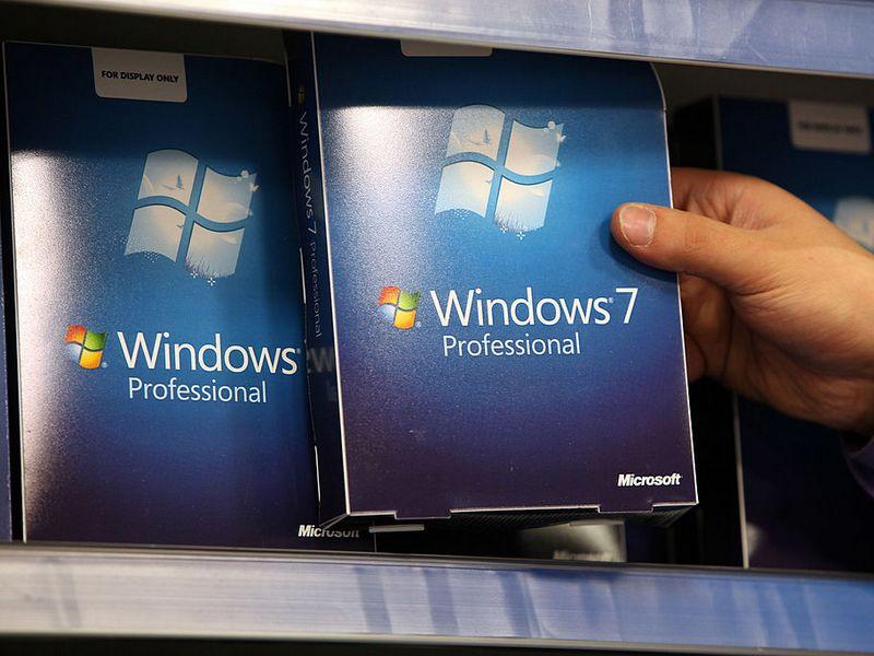Microsoft Ends Windows 7 OEM Sales