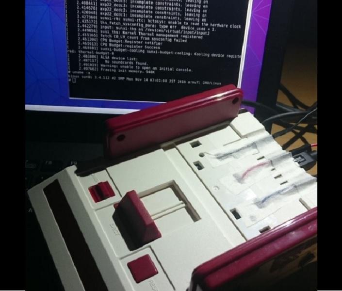 Famicom Mini On Linux