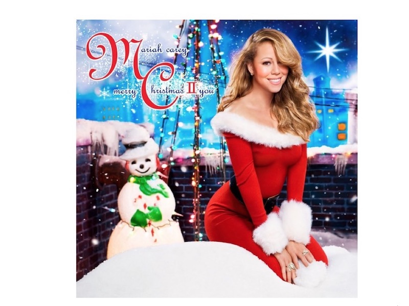 ' Merry Christmas II You' Mariah Carey