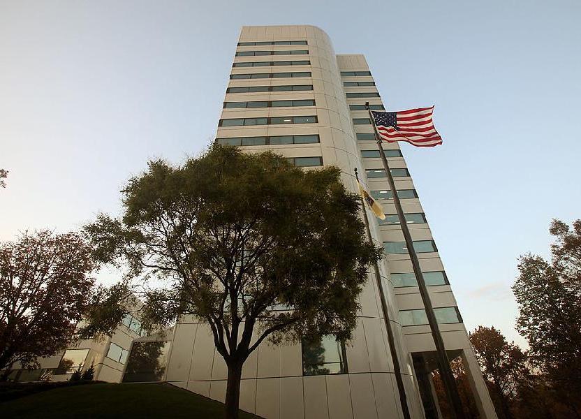 Johnson & Johnson corporate headquarters in New Jersey