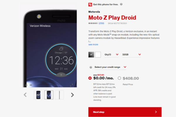 Verizon Deals Tech Times