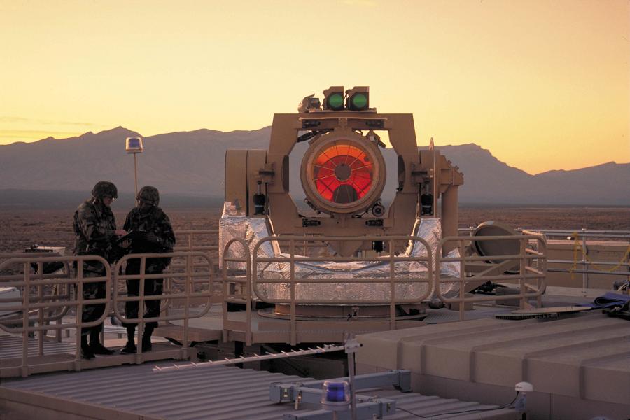 UK military developing laser weapon prototype