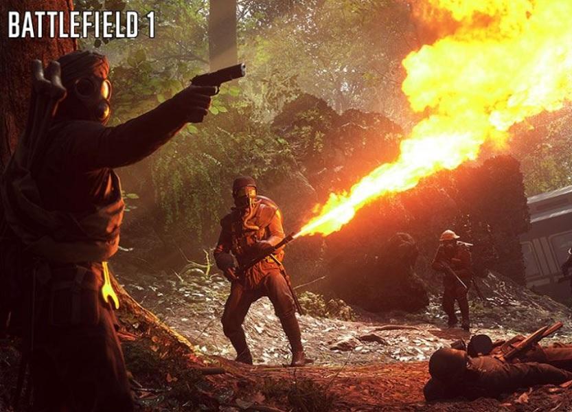 'Battlefield 1'