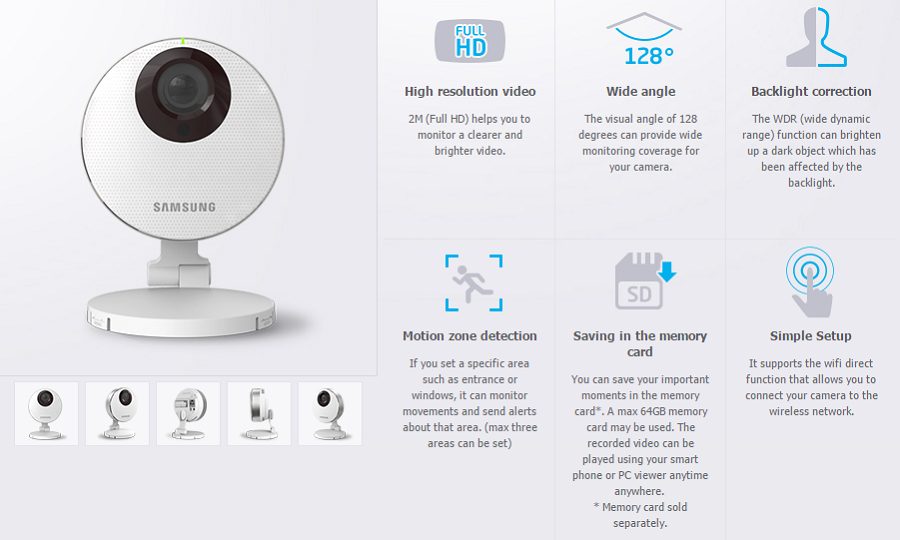 Security Experts Identify 9 Issues That Make Samsung SmartCam Vulnerable To Hackers