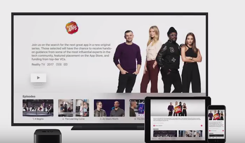 'Planet Of The Apps' Trailer Reveals It Is Apple's Spin On 'Shark Tank'