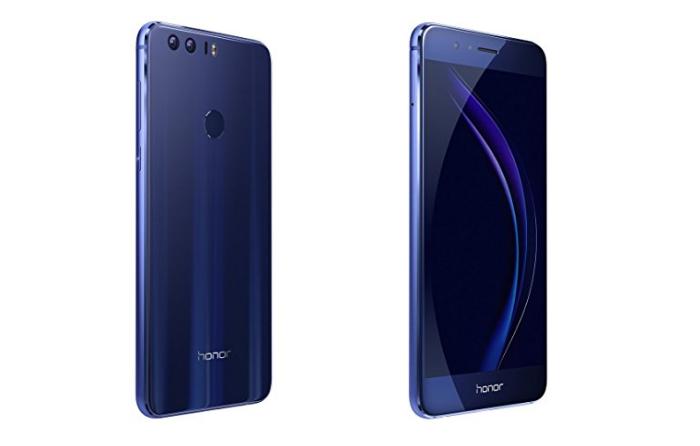 Huawei Honor 8 in Sapphire Blue