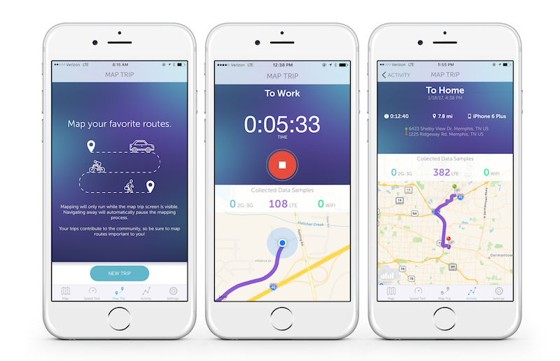 Sensorly App Launches Crowdsourcing Feature For Tracking And Sharing Carrier Coverage And Speed