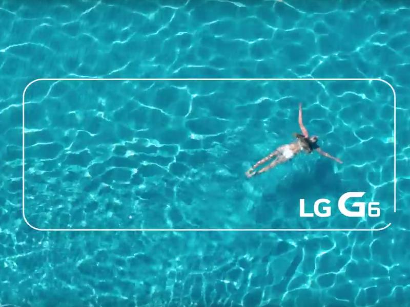 LG G6 Teaser Video