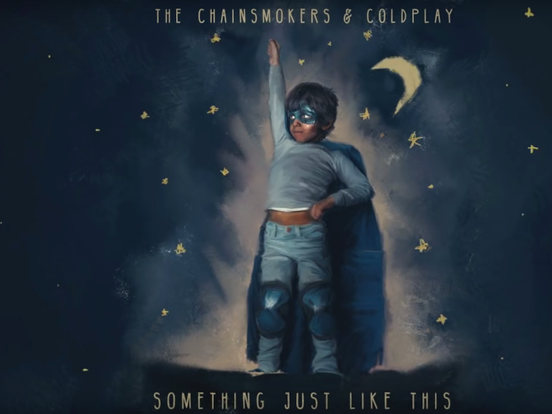 The Chainsmokers And Coldplay