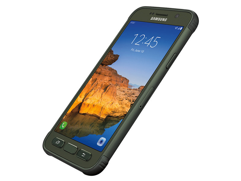 Samsung Galaxy S7 active Android 7.0 Nougat Update