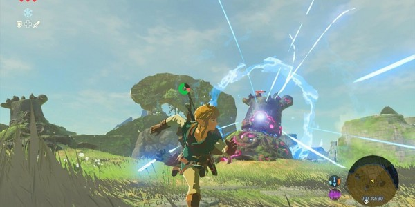 Zelda Breath Of The Wild Guide How To Get The Green Tunic