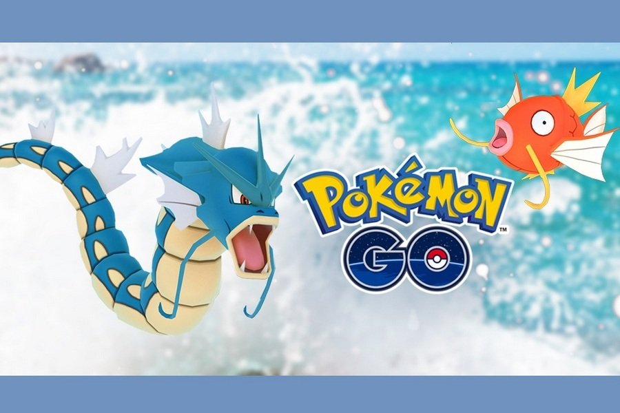 Pokémon GO Water Festival Event