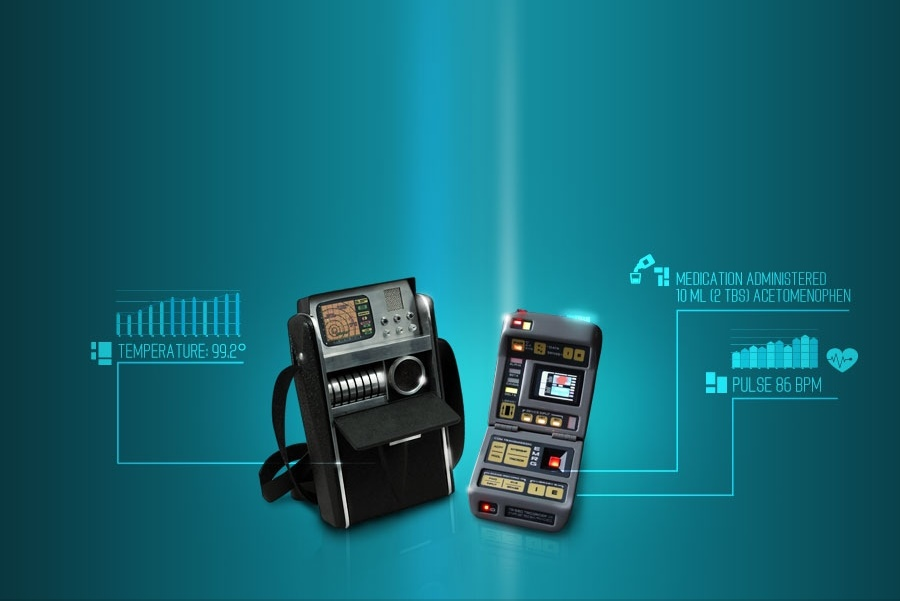Tricorder in real life