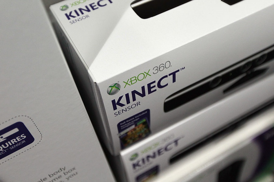 Xbox Kinect Lets Players Use Motion Control For Physical Activity