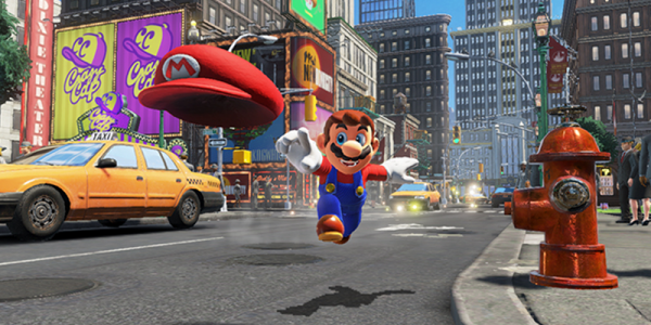 Super Mario Odyssey Producer Answers Fans Questions Why
