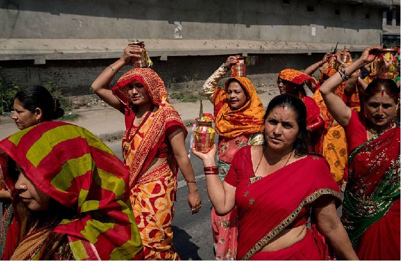 Nepalese women