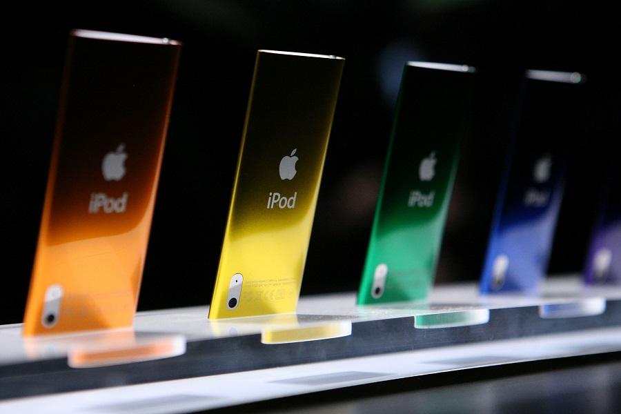 iPod Nano Discontinued