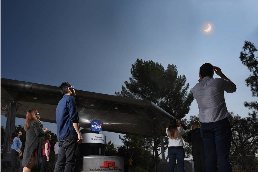 Missed The 2017 Solar Eclipse? US To Witness One In 2024