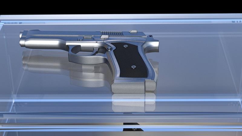 Nevada Gun Shows Linked To Increase In Firearm Violence In California