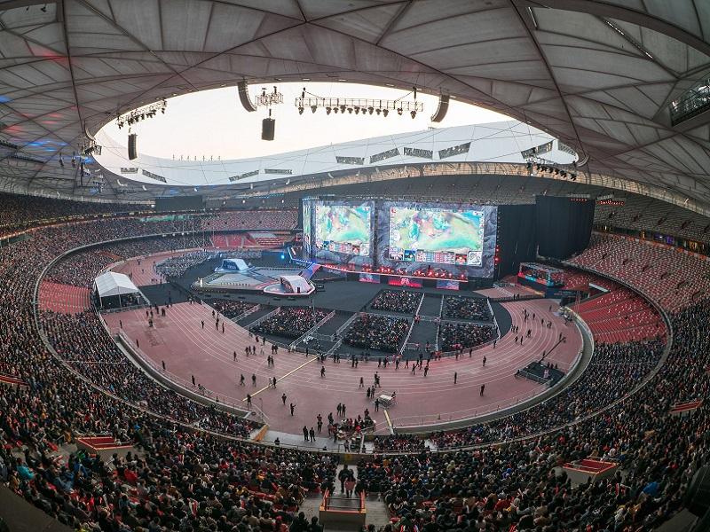 League of Legends World Championship in Beijing