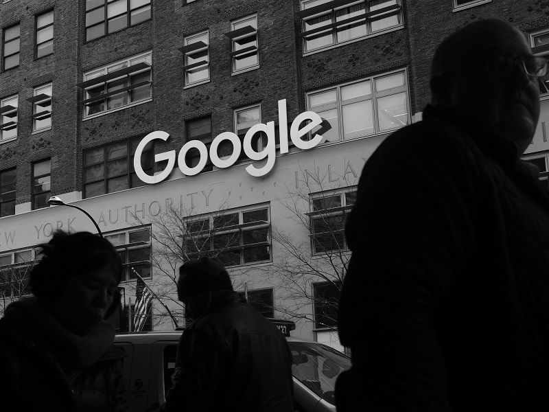 Google offices in Chelsea