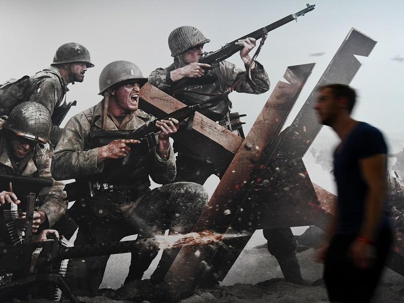 Call of Duty: WW2 Ad