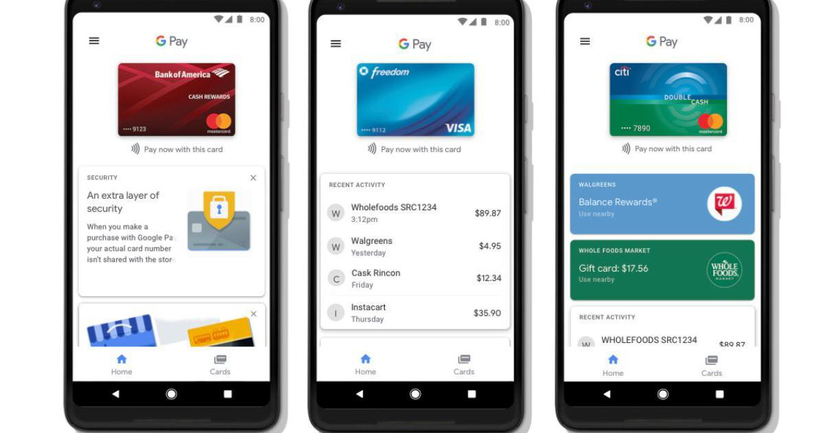 New Payment Processor Android Pay Shakes Up Industry