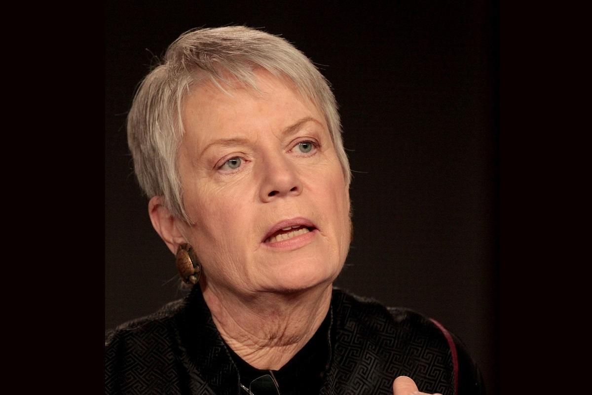 Astronomer Jill Tarter