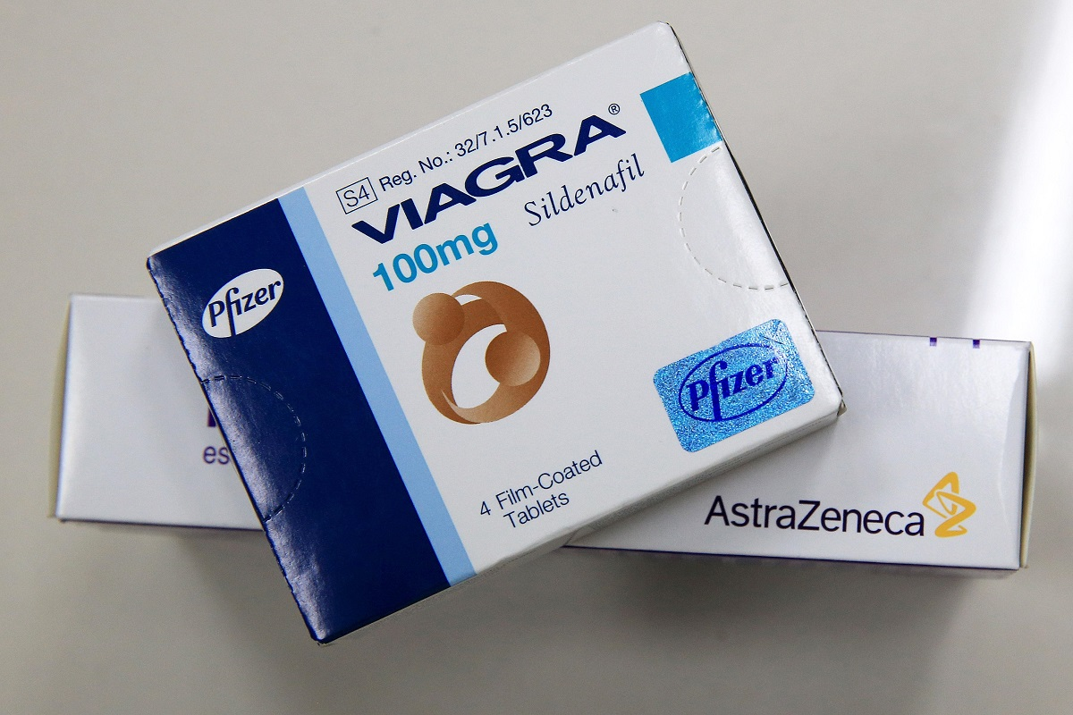 Erectile Dysfunction Drugs By Pfizer And Nexiam