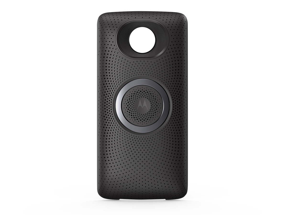 Motorola's New Moto Mod Adds Stereo Speakers To Your Moto Z For Just $60
