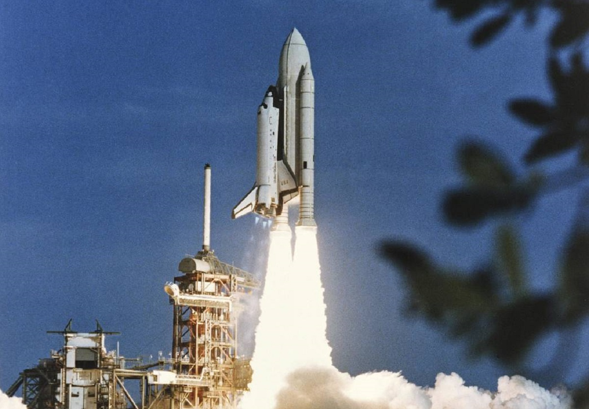 Columbia STS-1